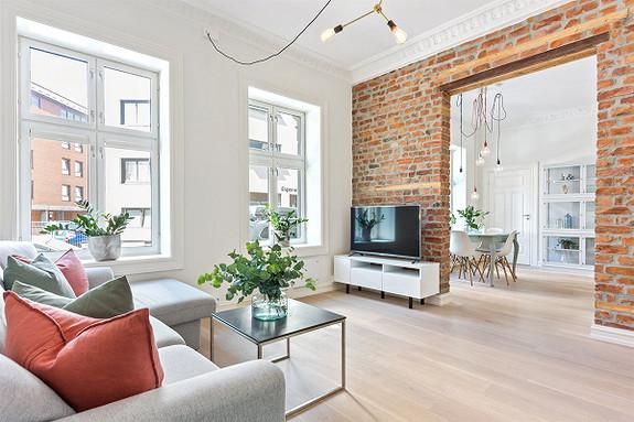 3-roms leilighet - Grünerløkka-Sofienberg - Oslo - 5 000 000,- Schala & Partners