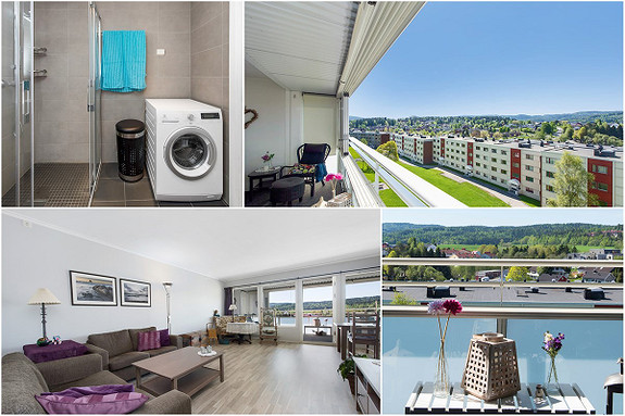 Leilighet - Finstadjordet - 3 400 000,- Nordvik & Partners