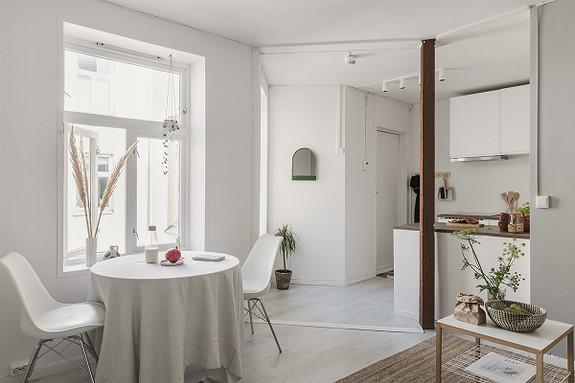 2-roms leilighet - Trondheim - 2 190 000,- Olden & Partners