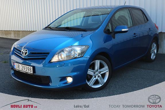 Toyota Auris 1,4 D-4D (DPF) Kuro S-Edition // Full historikk //  2011, 96000 km, kr 99900,-