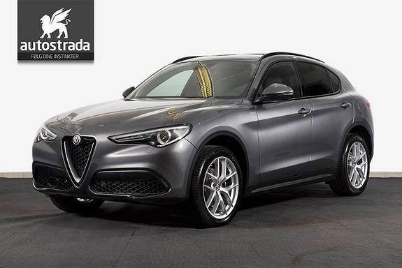 Alfa Romeo Stelvio 2.0T 280hk Q4 Sportspakke Navi KUN 5990,-* imnd