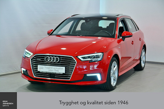 Audi A3 Sportback 1,4 TFSI 204hk Sport S tronic  2017, 43200 km, kr 319000,-