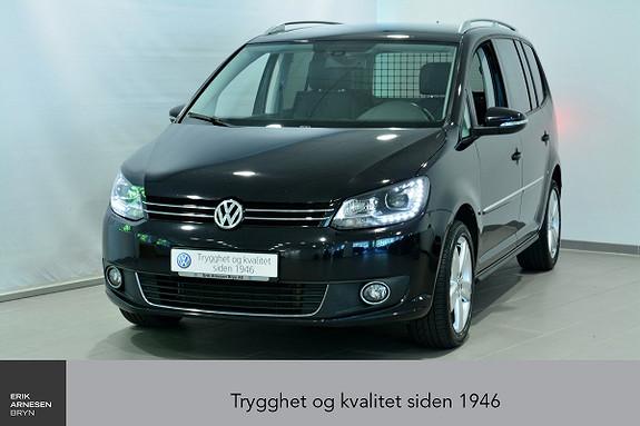 Volkswagen Touran 2,0 TDI 177hk DSG Exclusive  2015, 64500 km, kr 219000,-