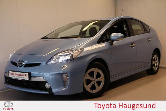 Toyota Prius Plug-in Hybrid Premium Skinn, navi, kamera  2014, 75780 km, kr 199000,-