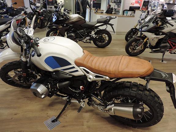 Bilbilde: BMW RnineT Urban G/S Tilbud