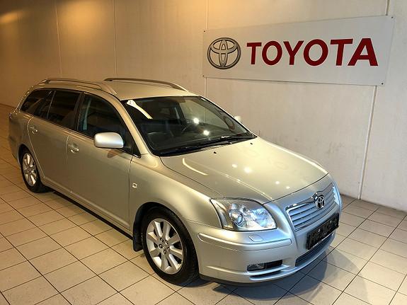 Toyota Avensis 2,0 D4D Executive  2005, 178535 km, kr 68000,-
