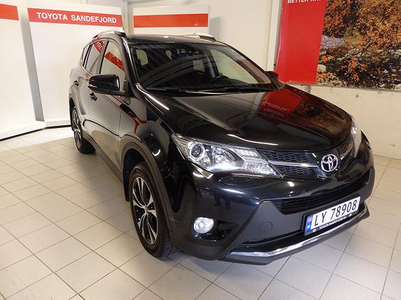 Toyota RAV4 2.0VVT-i Executive  2015, 92000 km, kr 339000,-