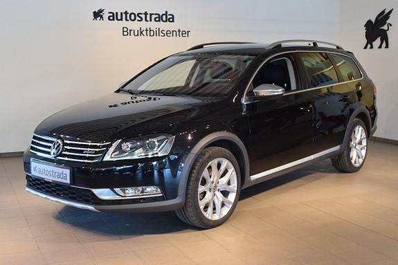 Volkswagen Passat Alltrack 2,0 TDI 170hk BMT DSG 4M Meget godt utstyrt!