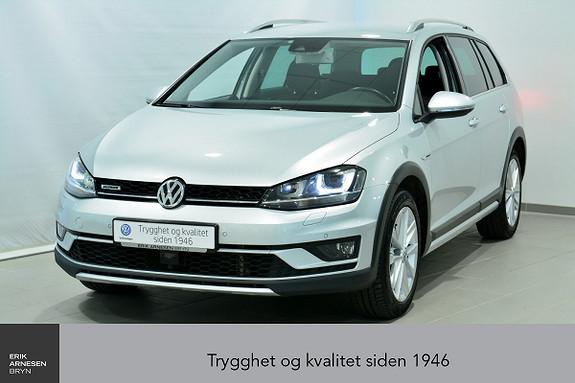 Volkswagen Golf Alltrack 2,0 TDI 184hk 4MOTION DSG  2015, 61100 km, kr 339000,-
