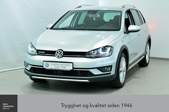 Volkswagen Golf Alltrack 2,0 TDI 184hk 4MOTION DSG  2015, 52500 km, kr 339000,-