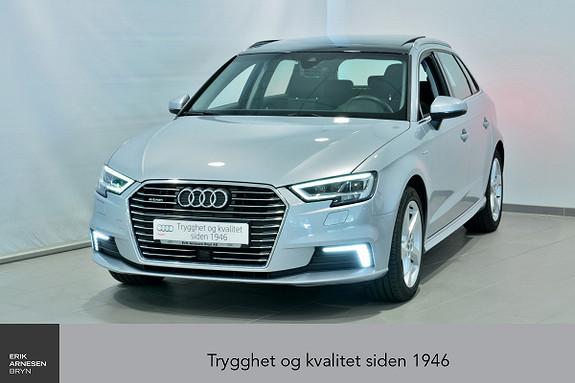 Audi A3 Sportback 1,4 TFSI 204hk Sport S tronic  2017, 25990 km, kr 319000,-