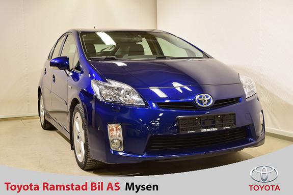 Toyota Prius 1,8 VVT-i Hybrid Executive , automat, èn eier.  2012, 150000 km, kr 123000,-