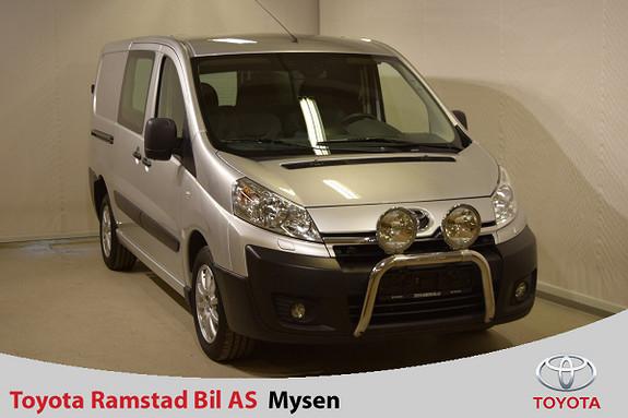 Toyota Proace 2,0 163hk L2H1 aut. , lang utgave, ryggesensorer,  2014, 141500 km, kr 149000,-