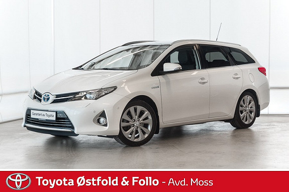Toyota Auris Touring Sports 1,8 Hybrid Executive /ALT UTSTYR/GLASSTA  2013, 84750 km, kr 192000,-