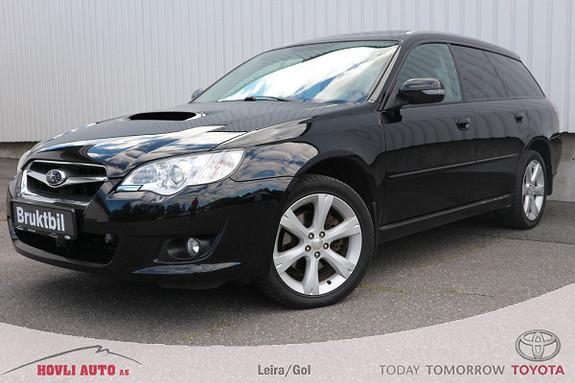 Subaru Legacy 2.0D CLASSIC // EU 2020 // Velholdt // Garanti  2008, 170000 km, kr 109900,-