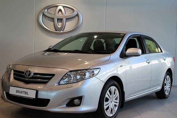 Toyota Corolla 1.4 D-4D Sol  2007, 162201 km, kr 77000,-