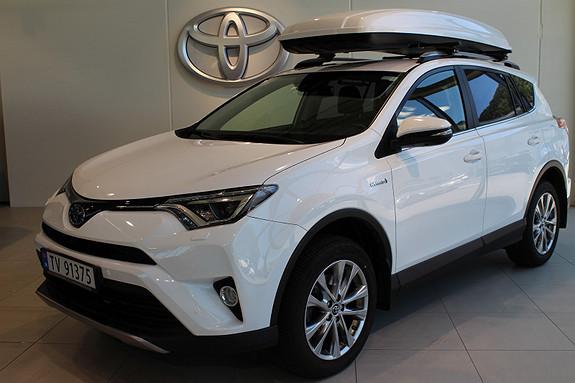 Toyota RAV4 2.5 Hybrid Executive  2016, 23000 km, kr 439000,-