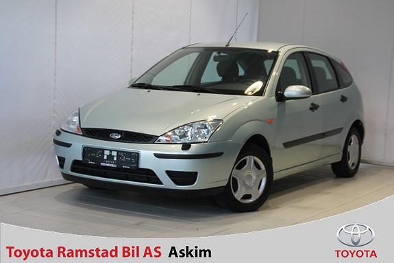 Ford Focus 1,6 Trend EU-OK 2020  2004, 76900 km, kr 39000,-