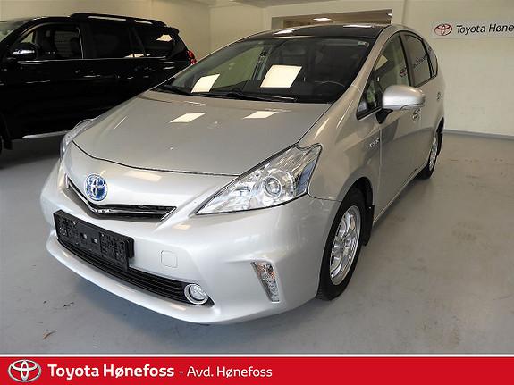 Toyota Prius 1,8 VVT-i Hybrid Executive , soltak, ryggek., cruise++  2013, 96100 km, kr 209000,-