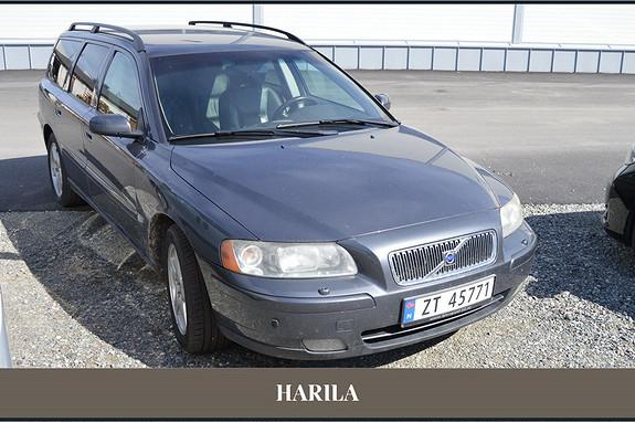 Volvo V70 2,4 D Defekt motor/registerreim  2006, 229507 km, kr 21594,-