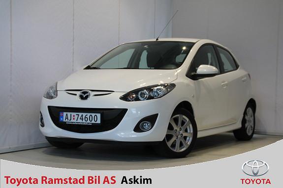 Mazda 2 1,3 84hk Edition 5-d (Kampanje) EU Ok til 2020!  2012, 63695 km, kr 79000,-