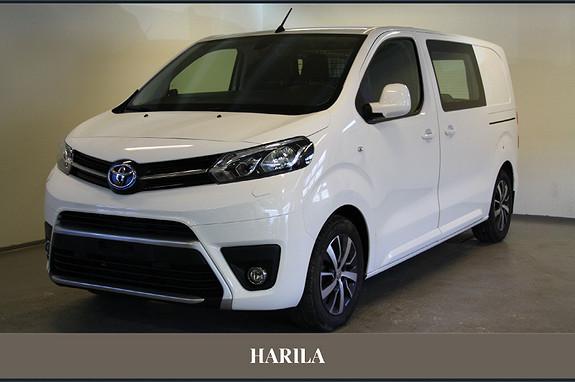 Toyota Proace 1,6 D 115 Comfort Medium L1H1  2016, 26581 km, kr 239000,-
