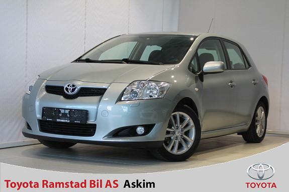 Toyota Auris 1,33 Dual VVT-i Stop&Start Advance  2010, 67800 km, kr 89000,-