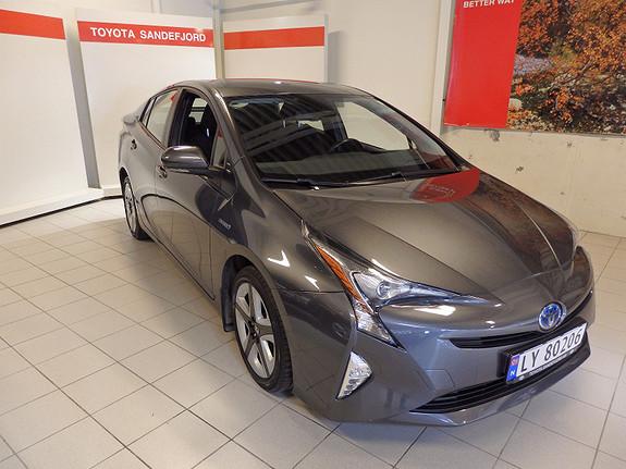 Toyota Prius 1.8 Active Style  2016, 47000 km, kr 249000,-