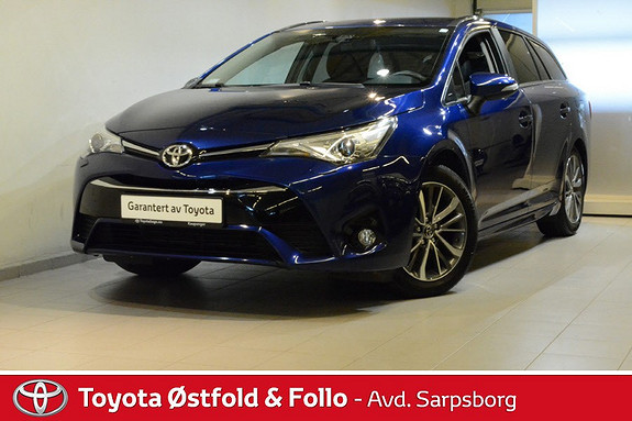 Toyota Avensis Touring Sports 1,6 D-4D Active  2015, 50100 km, kr 238000,-