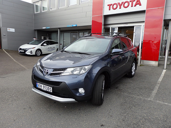 Toyota RAV4 2.2D-4D DPF Executive  2013, 93000 km, kr 269000,-