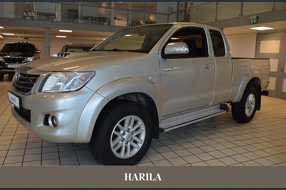 Toyota HiLux D-4D 144hk Extra Cab 4WD SR  2015, 72000 km, kr 299000,-
