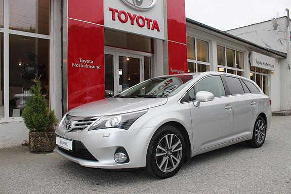 Toyota Avensis 2.0 D-4D Advance In Business, TECTYL, DEFA, 1 EIGAR  2013, 104300 km, kr 179900,-
