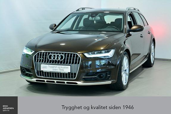 Audi A6 allroad quattro 3.0 TDI V6 211hk S tronic  2016, 36300 km, kr 629000,-