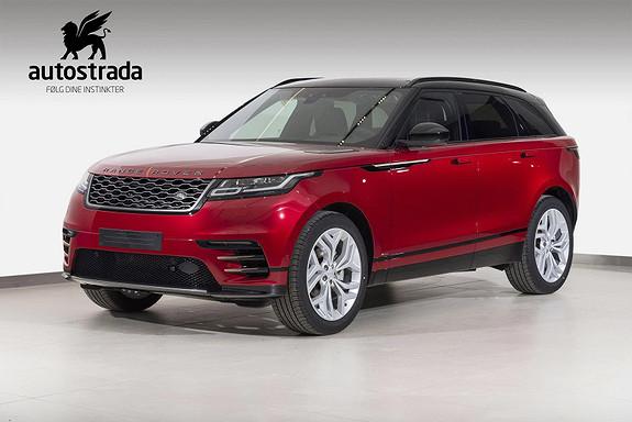 Land Rover Range Rover Velar 240hk Turbodiesel R-Dynamic HSE