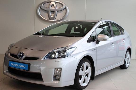 Toyota Prius 1.8 Hybrid Executive  2011, 72355 km, kr 154000,-