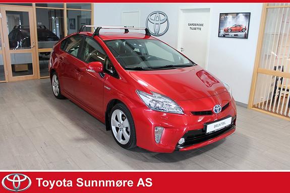 Toyota Prius 1,8 VVT-i Hybrid Executive 1ÅR GARANTI**SVÆRT VELHOLDT*  2012, 99000 km, kr 159000,-