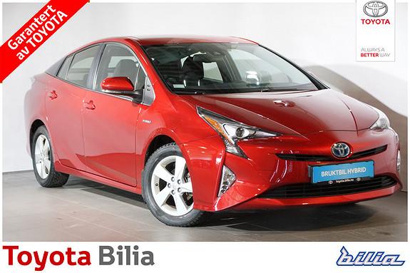 Toyota Prius 1,8 VVT-i Hybrid Active Style  2017, 10582 km, kr 280000,-