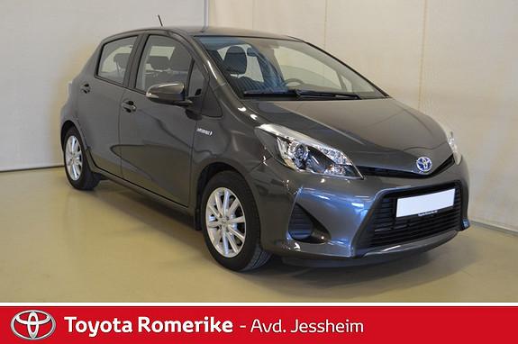 Toyota Yaris 1,5 Hybrid Active  2013, 18820 km, kr 169000,-