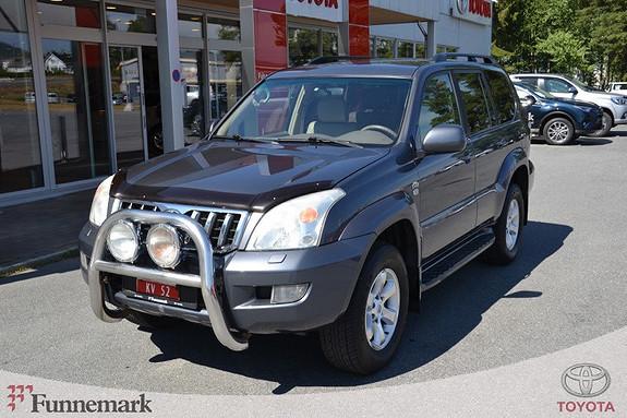 Toyota Land Cruiser 3,0 D-4D GX Aut  2006, 242700 km, kr 249000,-