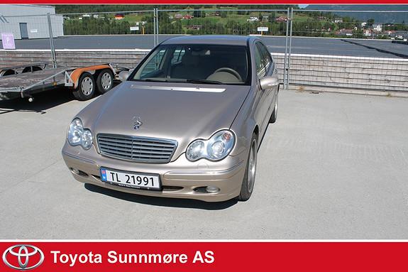 Mercedes-Benz C-Klasse C180T CGI Elegance aut **VELHOLDT**EU GODKJENT TIL 1/2-  2003, 190000 km, kr 35000,-