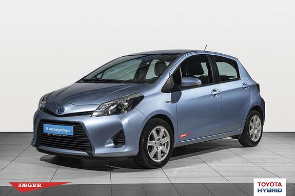 Toyota Yaris 1,5 Hybrid Active e-CVT aut  2012, 36800 km, kr 139000,-