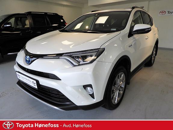 Toyota RAV4 Hybrid 2WD Executive , aut. bakluke, navi, dab+, ++  2016, 78300 km, kr 349000,-