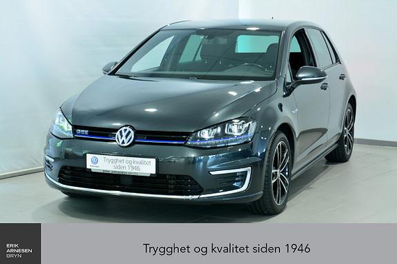 Volkswagen Golf 1,4 TSI 204hk DSG  2015, 39500 km, kr 249000,-