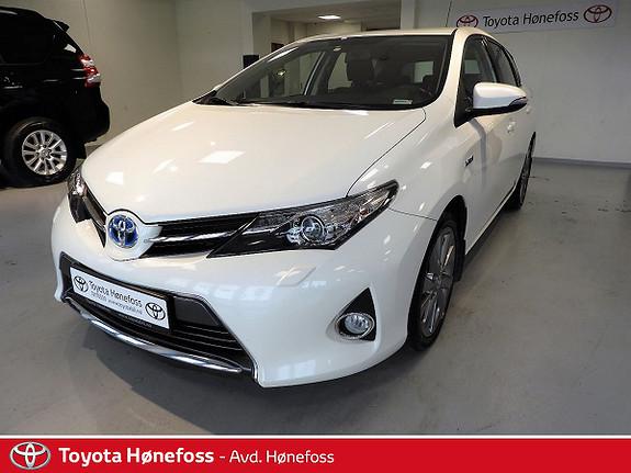 Toyota Auris 1,8 Hybrid E-CVT Active+ , navi, dab+, ryggekamera, ++  2013, 63100 km, kr 179000,-