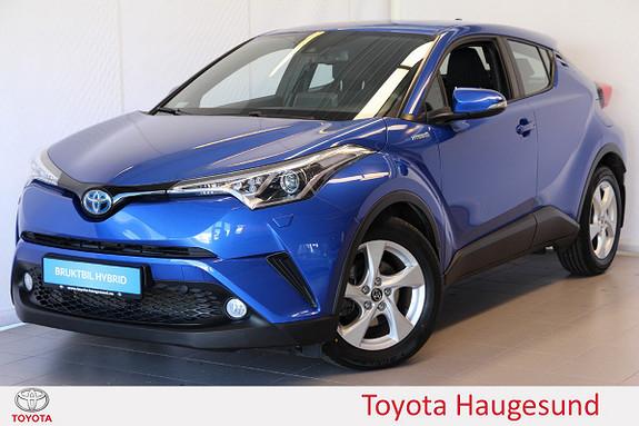 Toyota C-HR 1,8i Hybrid Active Kamera, ad. cruise, DAB+, Tectyl  2018, 8703 km, kr 319000,-