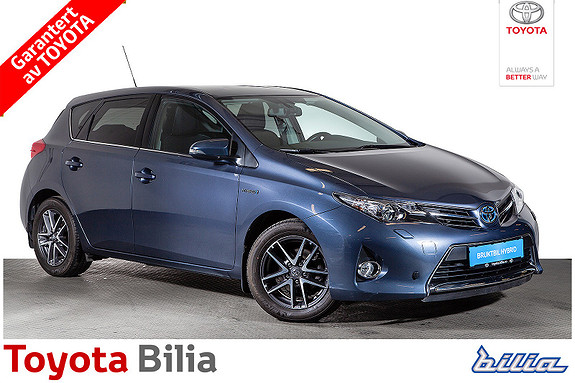 Toyota Auris 1,8 Hybrid E-CVT Active+  2015, 17910 km, kr 219900,-