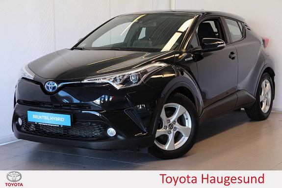 Toyota C-HR 1,8 WT-i Hybrid Active Kamera, ad. cruise, DAB+, Tectyl  2017, 12850 km, kr 309000,-