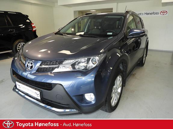 Toyota RAV4 2,0 4WD Multidrive S Executive , automatisk bakluke ++  2013, 54000 km, kr 329000,-