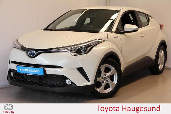 Toyota C-HR 1,8i Hybrid Active Kamera, ad. cruise, DAB+, Tectyl  2018, 5976 km, kr 319000,-
