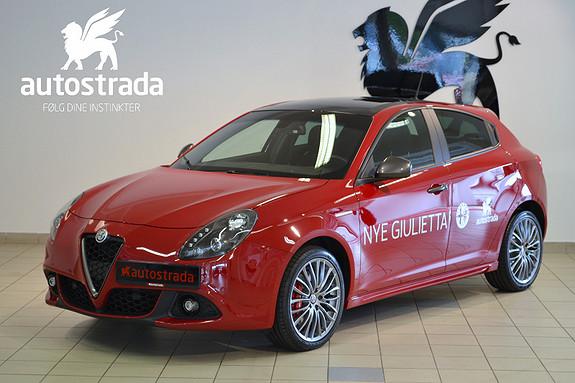 Alfa Romeo Giulietta 1,4air 150hk Super